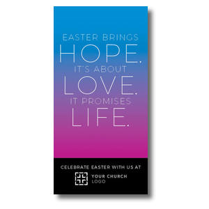 Hope Love Life Church Postcards