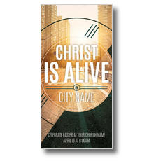 Christ Is Alive Urban