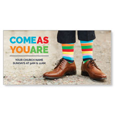 Come As You Are Socks