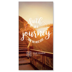 Faith Journey XLarge Postcards