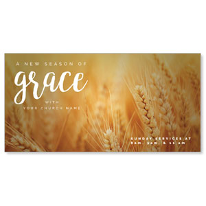 Grace Wheat XLarge Postcards
