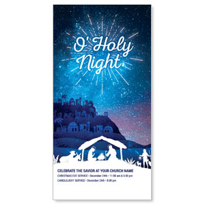 Bethlehem Blue XLarge Postcards