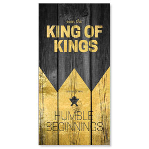 King of Kings Wood XLarge Postcards