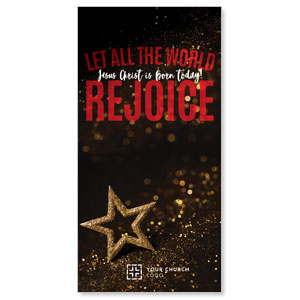 Rejoice Star XLarge Postcards