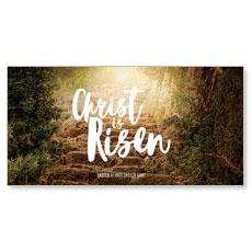 Christ is Risen XLarge Postcard