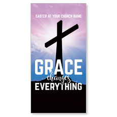 Grace Changes Everything Cross