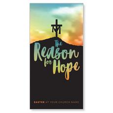 Reason for Hope XLarge Postcard