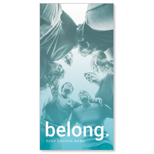 Belong Huddle XLarge Postcards