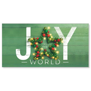 Joy Star XLarge Postcards