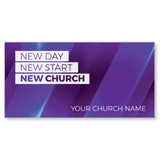 New Church Purple