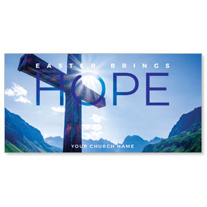Blue Sky Hope Church Postcards