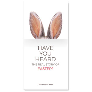 Bunny Ears Church Postcards
