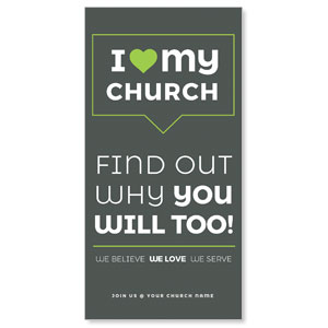 "ILMC Find Out 11"" x 5.5"" Oversized Postcards"