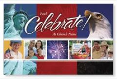 America Celebrates PersonalizedCard
