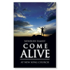 Come Alive PersonalizedCard