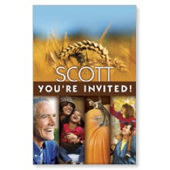 Fall Harvest PersonalizedCard