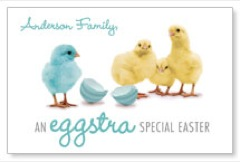 Eggstra Special PersonalizedCard