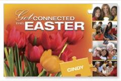 Easter Connected PersonalizedCard