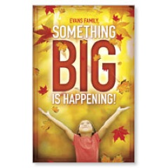 Something Big Fall PersonalizedCard