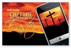 Capture Easter PersonalizedCard