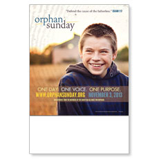 Orphan Sunday Poster