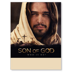 Son of God Who is He? Poster