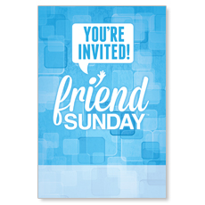 Friend Sunday Poster