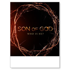 Son of God Crown Poster