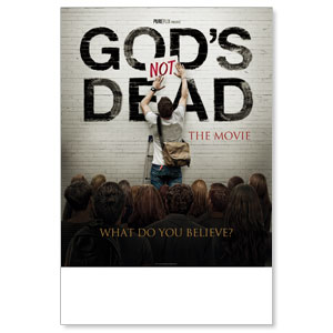 Gods Not Dead Posters
