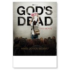 Gods Not Dead Poster