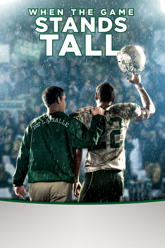 When the Game Stands Tall Poster - Church Invitations ...