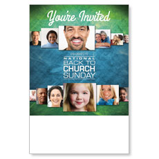 Back to Church Sunday 2015 Poster