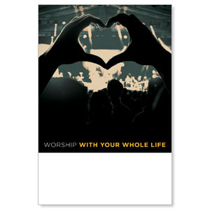 Worshiper Heart Posters