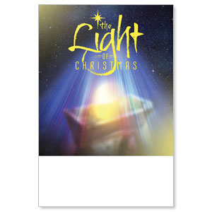 The Light of Christmas Posters