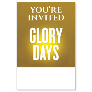 Glory Days Posters