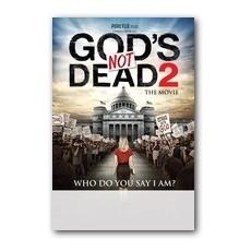 Gods Not Dead 2 Poster