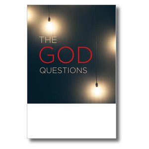 God Questions Posters