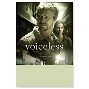 Voiceless Posters