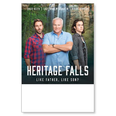Heritage Falls Poster