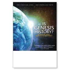 Is Genesis History Poster