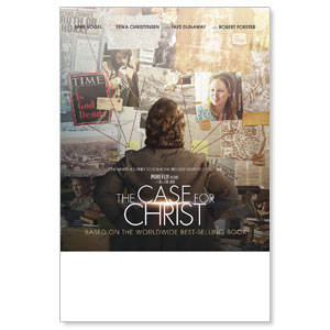 The Case for Christ Movie Event Posters