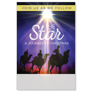 The Star: A Journey to Christmas Posters