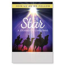 The Star A Journey to Christmas Poster