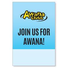 Awana Clubs Poster