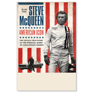 Steve McQueen Icon Posters