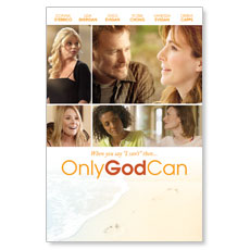 Only God Can Poster