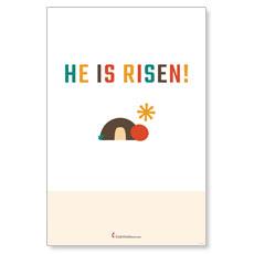UMC Easter Risen Poster
