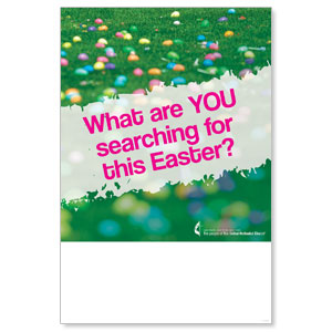 UMC Easter Search Posters