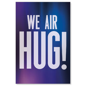 Aurora Lights Air Hug Posters