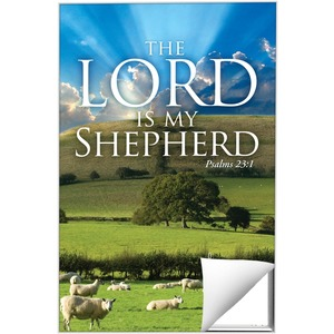 Lord My Shepherd Wall Art